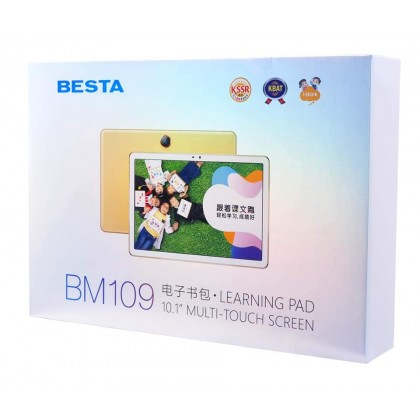 Besta BM109 Learning Pad [New Model ] BM109 电子书包 [Free Cover+Bag+Screen Protector]