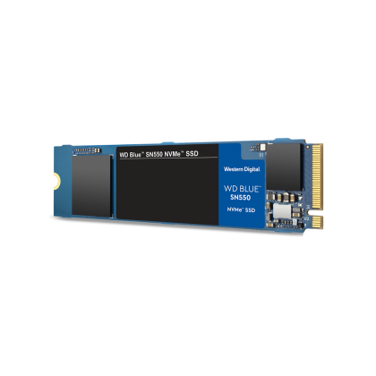 WD Blue SN550 500GB M.2 NVMe PCIe Gen 3 SSD
