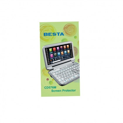 BESTA CD576M Pouch & Screen Protector